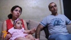 Minlərlə erməni ailəsi Suriyadan Ermənistana köç edir