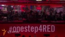 U2 кутилмаганда Ню Йоркда концерт берди