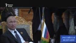 Владимир Путин дар Душанбе ба Эмомалӣ Раҳмон орден медиҳад