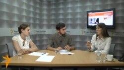 Ярина Чорногуз про мирні зібрання