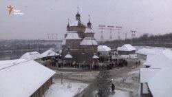 На Хортиці до Дня соборності зібрали «живу» мапу України