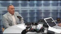 """Гарри Каспаров во """"Времени гостей"""": что делать оппозиции?"""
