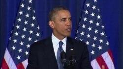 Obama yaraqlılarla mübarizədə pilotsuz təyyarələrdən istifadəyə haqq qazandırır