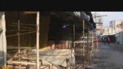 «Ֆիրդուսի» շուկայի վաճառասեղանները դատարկ են