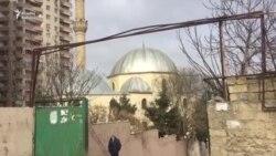 İlahiyyat məscidi Qafqaz Müsəlmanları İdarəsinə verildi