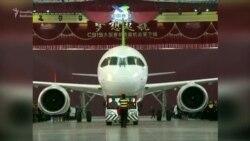 """Çin şirkəti """"Boeing""""lə rəqabətə girir"""