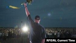 Кадр з фільму «У адзіночку»