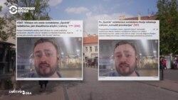 Шеф-редактору «Sputnik Литва» запретили въезд в Литву