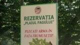 """Verde pentru """"turismul verde"""""""