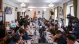 Бишкек шаардык кеңешинин 26-августтагы отуруму.