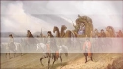 Tuğra leyhası: Qırım işğaliniñ birinci asırı