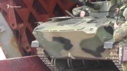 Россия проводит военные учения в Крыму (видео)