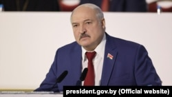Александр Лукашенко.