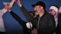 Pashinian Says Armenia's 'Revolution' Not Over Yet