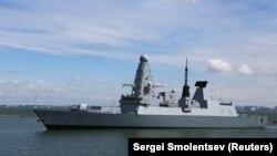 HMS Defender в Одесі, 18 червня 2021 року
