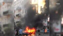 В Киеве взорвали журналиста «Украинской правды» (видео)