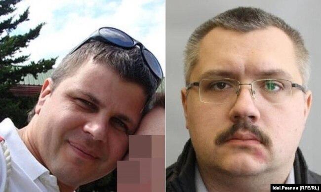 Иван Осипов и Алексей Александров