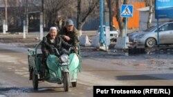 Село Сортобе, Жамбылская область. 2 февраля 2021 года.