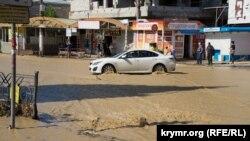 Ялта после наводнения, 19 июня 2021 года