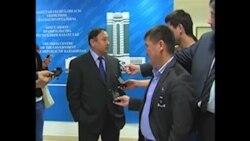 Председатель «Казкосмоса» «посылает» журналиста