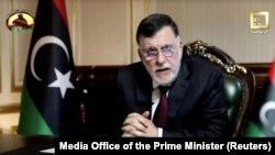 فیاضالسراج صدراعظم سابق لیبیا