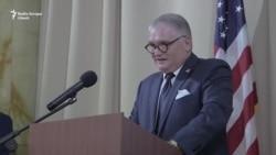VIDEO Noul ambasador american la București: SUA vor continua să rămână un susținător energic al poporului român