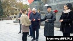 Заходи до річниці Жовтневого перевороту в Севастополі