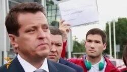 Kazan Residents Protest Over 'Nazarbaev Street'