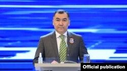 Жогорку Кеңештин мурдагы депутаты Равшан Жээнбеков.