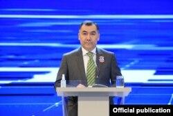 Равшан Джеенбеков.