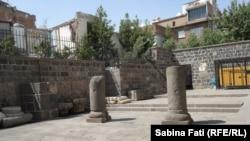 Ruine romane, la Marea Moschee