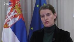 Ana Brnabić: Srbija će pomoći istragu ili je voditi sama