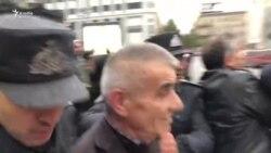 2 noyabr aksiyası təxirə salınsa da, polis bir neçə nəfəri saxladı