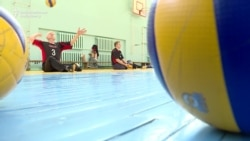 Sixty-Year-Old Ukrainian Volleyball Player Returns To Paralympics