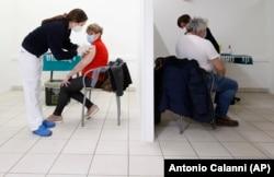 "Вакцинация ""Спутником V"" в Сан-Марино"