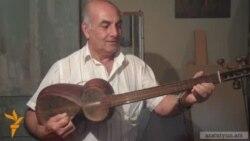 «Երգող» փայտը՝ վարպետի ձեռքին