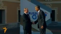 Ҳамоиши сарони G20 дар Санкт Петербург