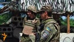 Украина: Тензично на линијата на фронтот