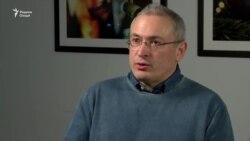 Назари олигархи собиқ Михаил Ходорковский дар бораи интихоботи Русия