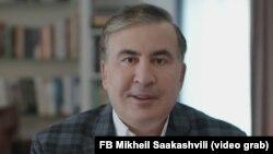 Михаил Саакашвили (архивна снимка)