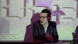 """Дмитрий Карасёв, координатор """"Ассоциации народного сопротивления"""", левый националист"""