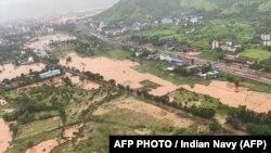 Поплави во Индија