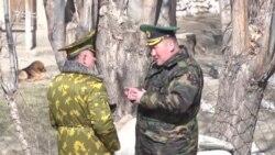 Кыргызско-таджикская граница открыта