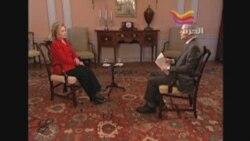 Dio intervjua sa Hilari Klinton