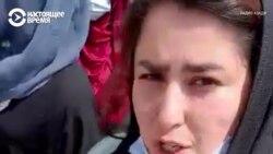 «Талибан» силой разгоняет протесты женщин в Кабуле (видео)