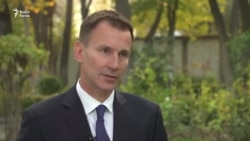 UK FM Hunt Says Britain Committed To Iran Nuclear Deal