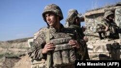 نیروهای ارمنستان در ناگورنو قرهباغ