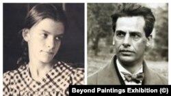 Славка Денева (1929-1984) и Борис Денев (1883-1969)