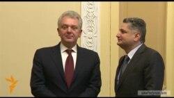 Ստորագրվել է հուշագիր Հայաստանի և Եվրասիական տնտեսական հանձնաժողովի միջև