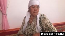Гульзагира Мантаева, мать Аягуль Мантай